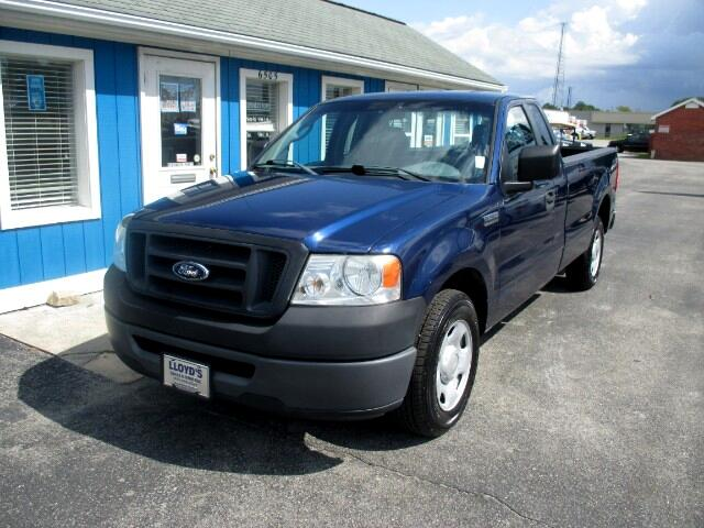 2008 Ford F-150 Reg. Cab Long Bed 2WD