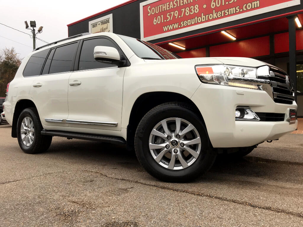 2016 Toyota Land Cruiser 4WD