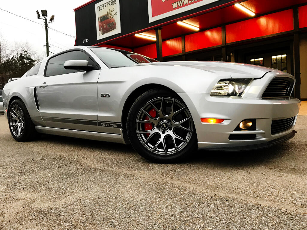 2014 Ford Mustang GT COUPE SUPERCHARGED