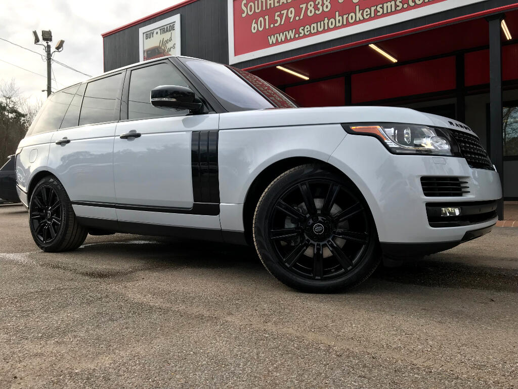 2016 Land Rover Range Rover HSE AUTOBIOGRAPHY DIESEL