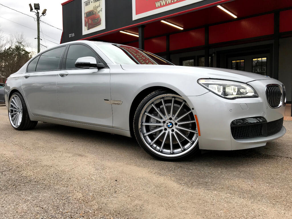 2014 BMW 7-Series 750 LI WITH M SPORT PACKAGE