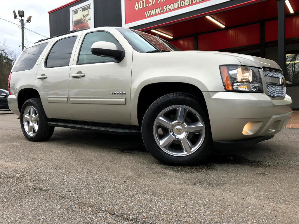 2013 Chevrolet Tahoe LT 2WD FULLY LOADED!!! NAV,ROOF,REAR DVD!!!