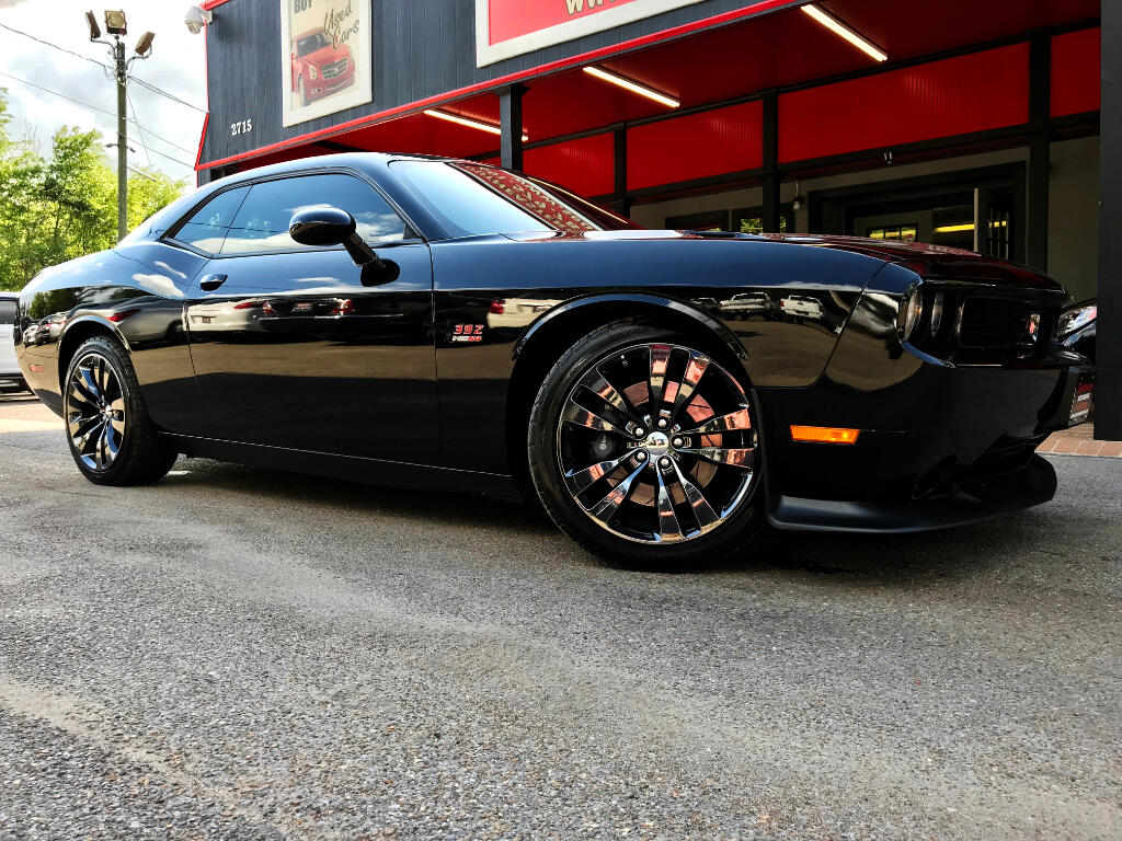 2014 Dodge Challenger SRT8 CORE W/ 392 HEMI