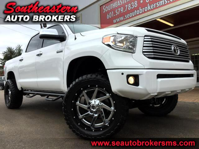 Lifted tundra crewmax in hattiesburg autos post for Turan foley motors gulfport ms
