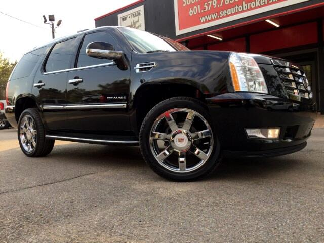 2011 Cadillac Escalade Base