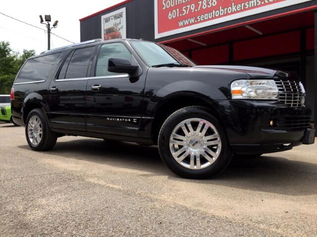 2014 Lincoln Navigator L 2WD LIMITED EDITION