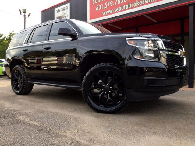 2016 Chevrolet Tahoe Z71 4WD LEVELED