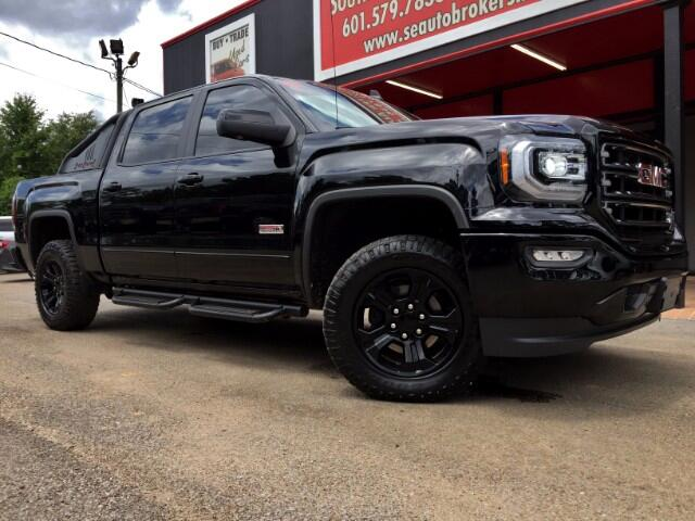 2016 GMC Sierra 1500 ALL TERRAIN CREW CAB SHORT BED 4WD