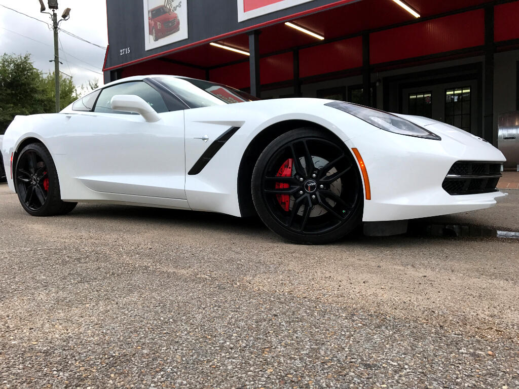 2015 Chevrolet Corvette Z51 3LT COUPE AUTOMATIC STINGRAY