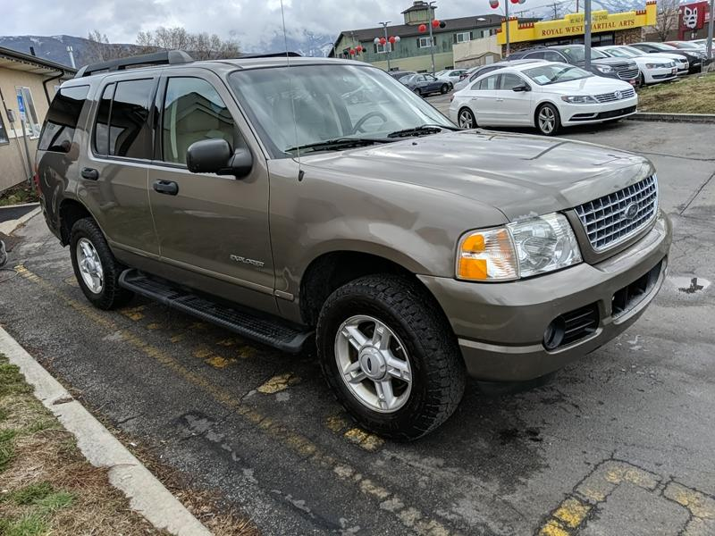 Ford Explorer 4dr 112