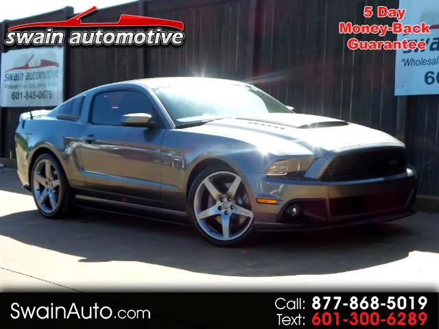 2014 Ford Mustang STAGE 2 ROUSH