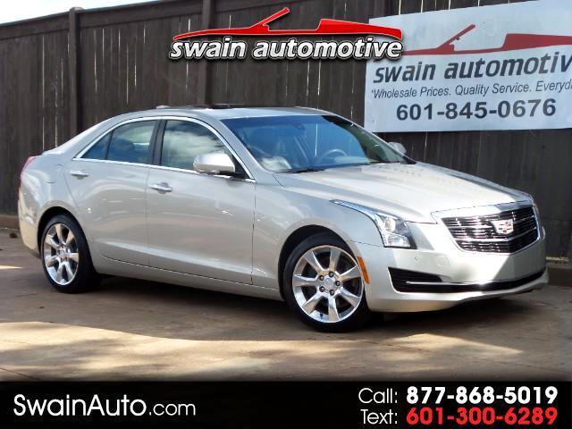 2015 Cadillac ATS 2.5L Luxury RWD