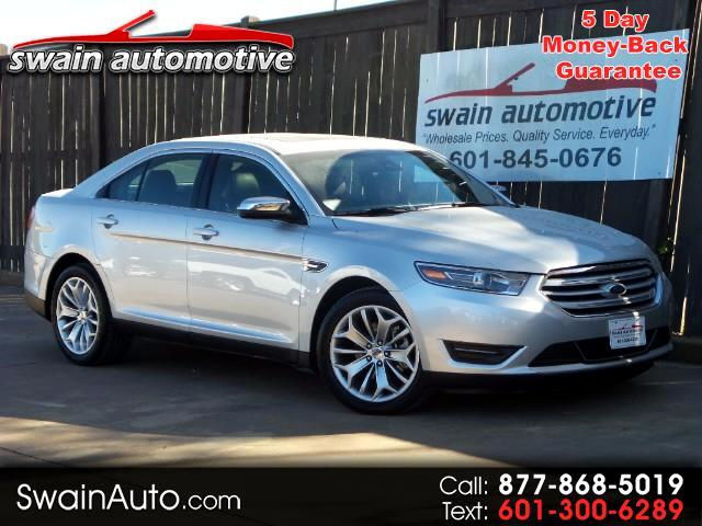 2017 Ford Taurus Limited FWD
