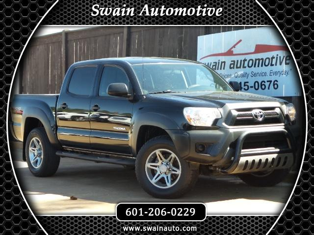2013 Toyota Tacoma 2WD Double Cab V6 AT PreRunner (Natl)
