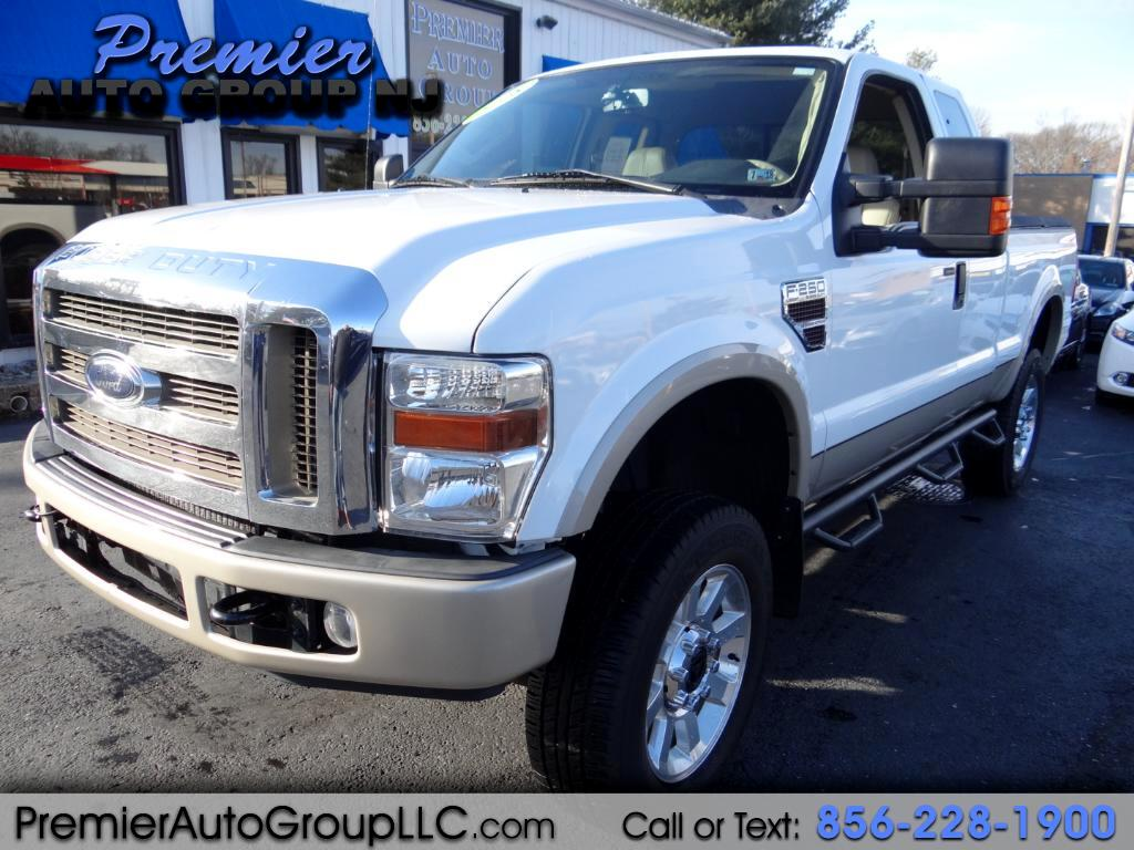 2008 Ford F-250 SD Lariat SuperCab Long Bed 4WD