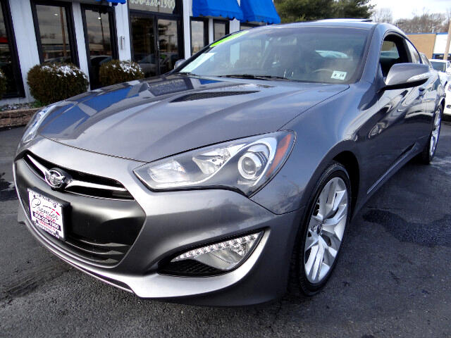 2014 Hyundai Genesis Coupe 3.8 Ultimate 8AT
