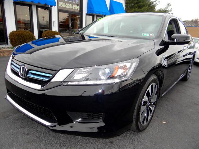 2015 Honda Accord Hybrid Base