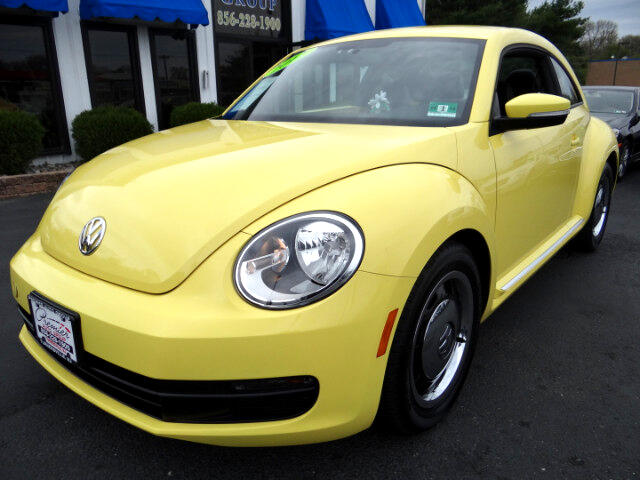 2012 Volkswagen Beetle 2.5