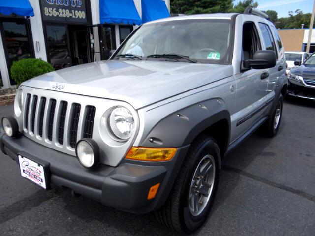 2006 Jeep Liberty Renegade 4WD
