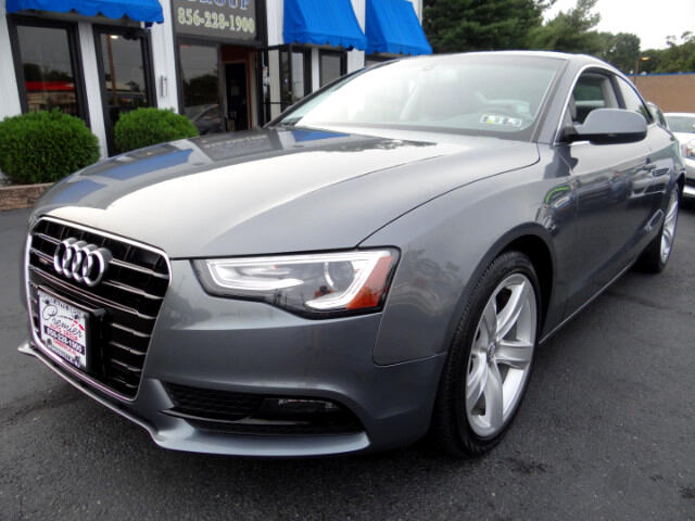 2013 Audi A5 coupe 2.0 T PREMIUM PLUS AWD