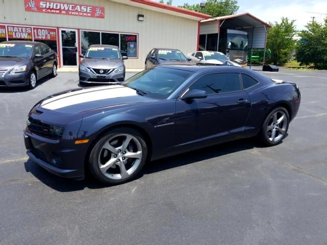 2013 Chevrolet Camaro 2SS Coupe