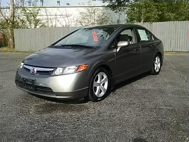 used 2007 honda civic ex sedan w front side airbags for sale in greensboro nc 27407 unique. Black Bedroom Furniture Sets. Home Design Ideas
