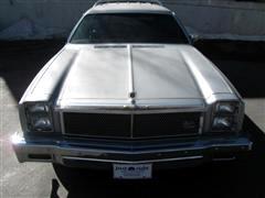 1976 Chevrolet Malibu Classic Wagon