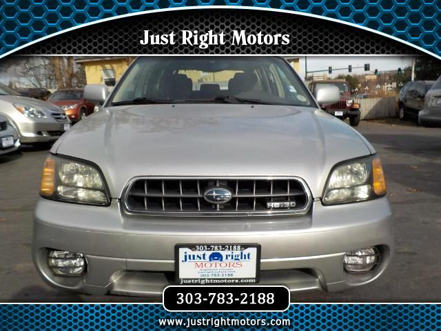 2004 Subaru Outback H6-3.0 35th Anniversary Edition Wagon