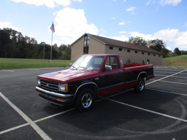 1987 Chevrolet S10 Regular Cab 2WD