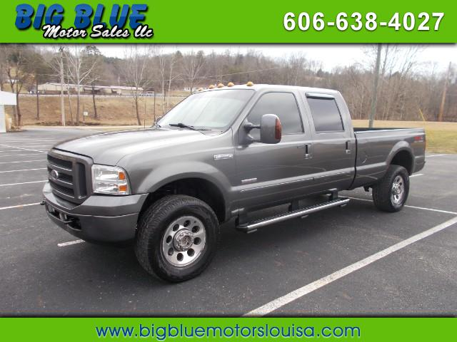 2006 Ford F-350 SD FX4 Crew Cab Long Bed 4WD