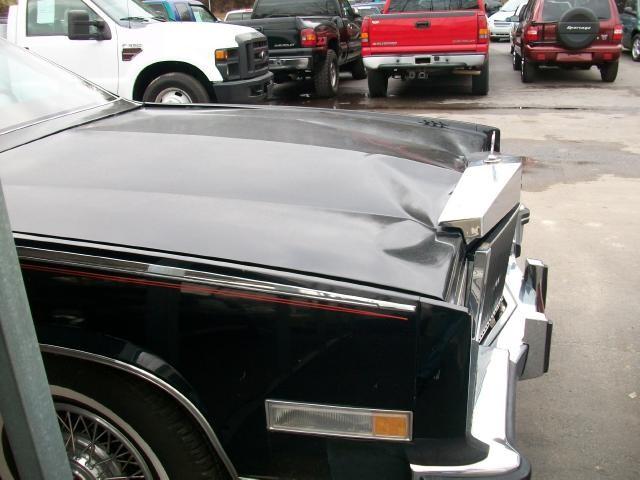 1984 Cadillac Eldorado Coupe