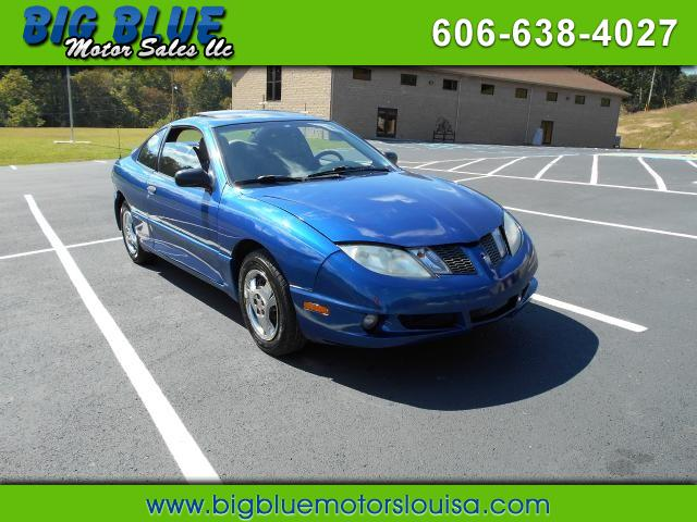 2004 Pontiac Sunfire Coupe