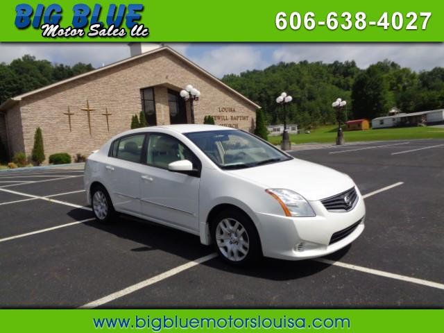 Used 2012 Nissan Sentra 2 0 Sl For Sale In Louisa Ky 41230