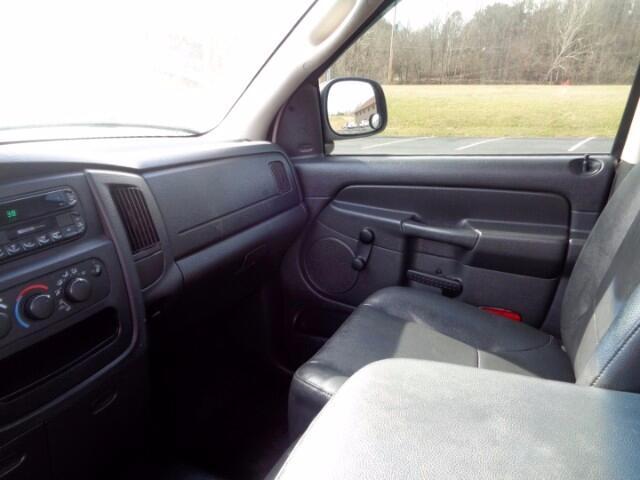 2005 Dodge Ram 2500 Power Wagon Quad Cab 4WD