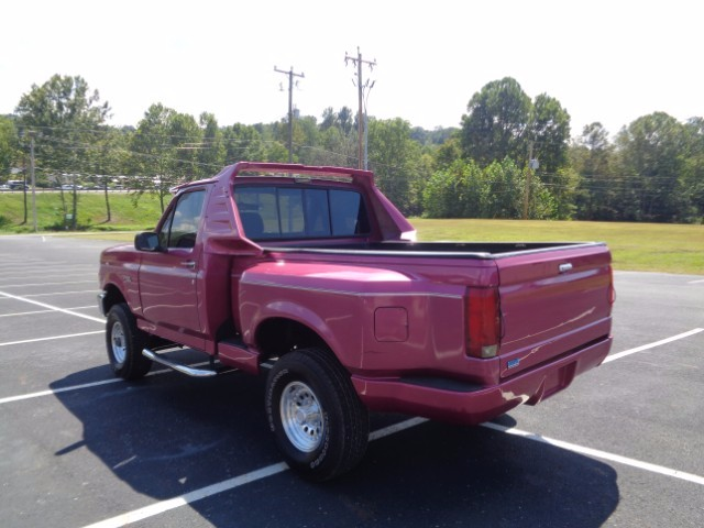 1992 Ford F-150 S Reg. Cab Short Bed 4WD