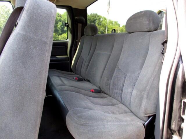 2003 Chevrolet Silverado 1500 Ext. Cab Short Bed 4WD
