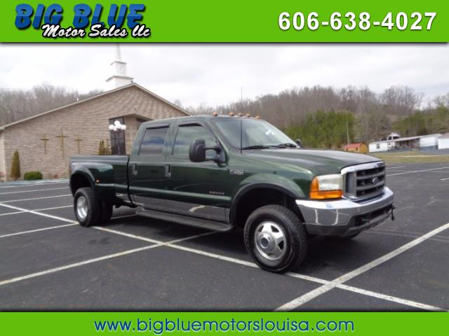 2000 Ford F-350 SD XL Crew Cab Short Bed 4WD DRW