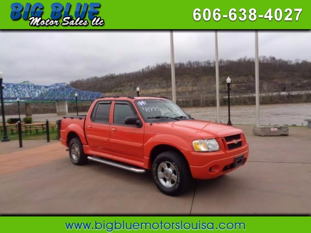 2004 Ford Explorer Sport Trac Adrenalin 4WD