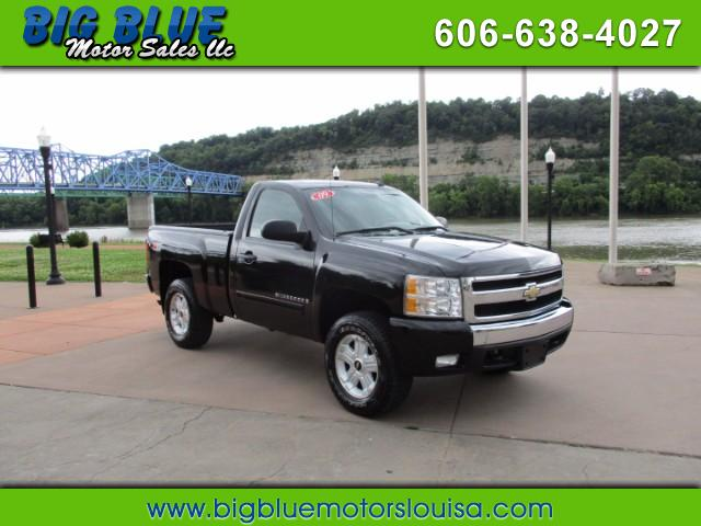 2009 Chevrolet Silverado 1500 Z71 Short Bed 4WD