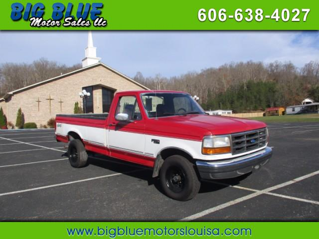 1994 Ford F-150 XLT LONG BED 4X4