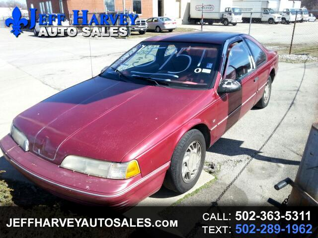 1992 Ford Thunderbird Base
