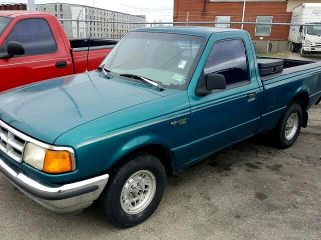 1993 Ford Ranger XL Reg. Cab Short Bed 2WD