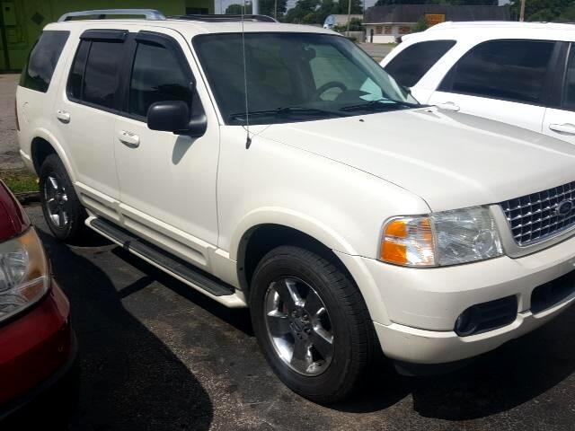 2003 Ford Explorer Limited 4.0L 4WD