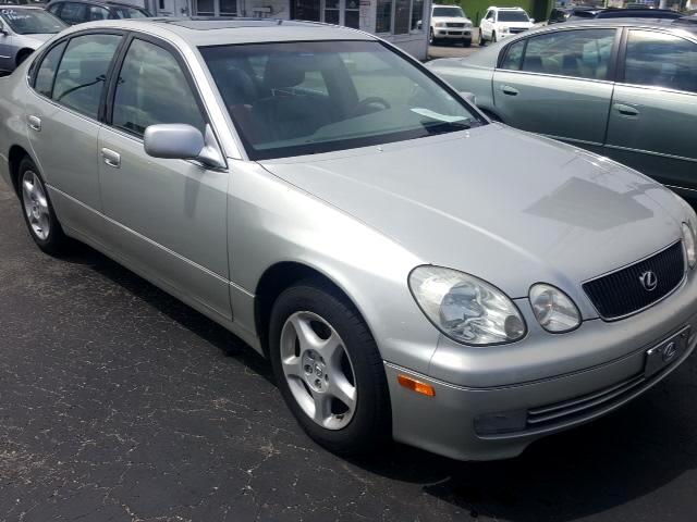 2000 Lexus GS 300/400 GS 300