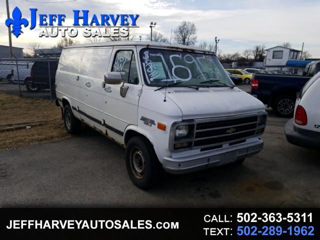 1995 Chevrolet G-Series Van G30