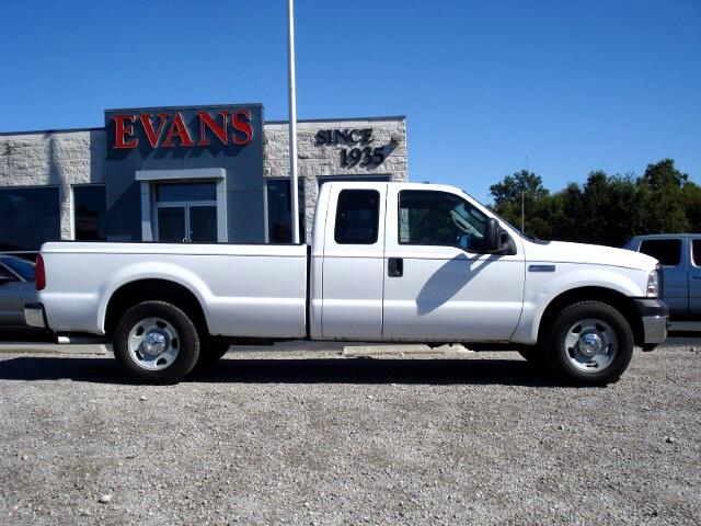 2007 Ford F-350 SD XL SuperCab Long Bed 2WD