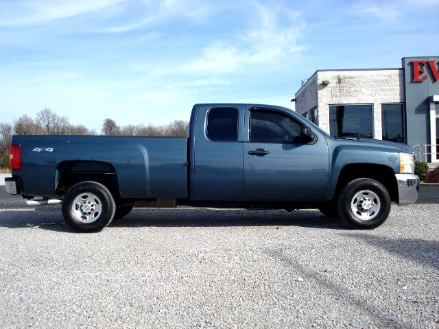 2008 Chevrolet Silverado 2500HD Work Truck Ext. Cab Long Box 4WD