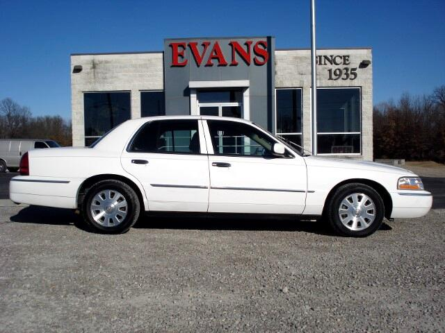 RPMWired.com car search / 2004 Mercury Grand Marquis