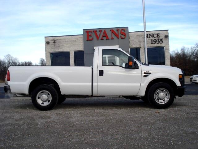 2009 Ford F-250 SD XL 2WD