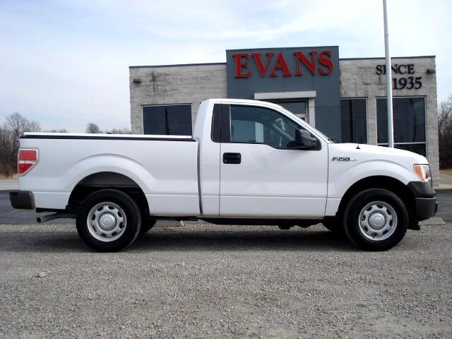 2014 Ford F-150 XL 6.5-ft. Bed 2WD